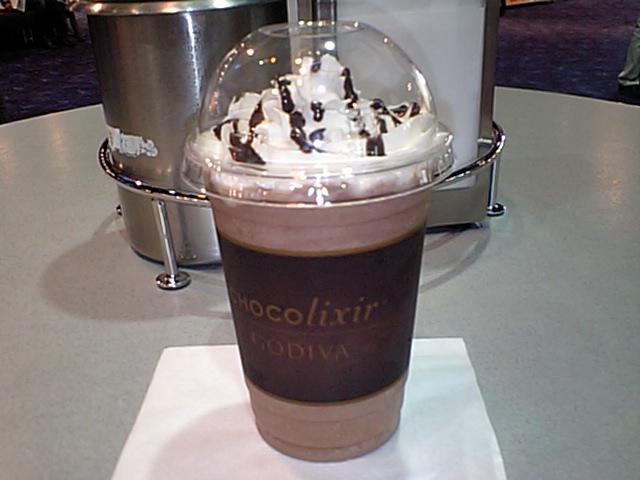 ミルクチョコレートデカダンス