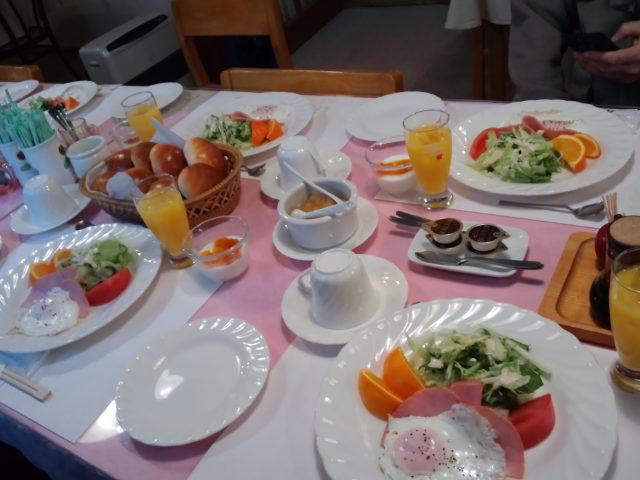 おはよう!朝ご飯
