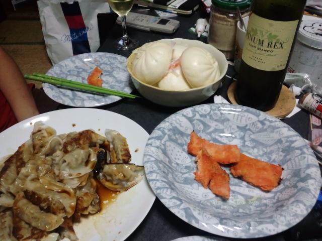 無国籍晩餐w