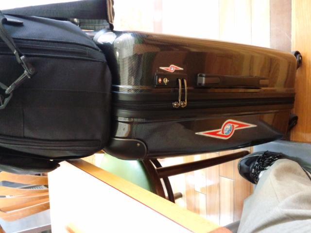 坂戸で空港バス待ちにゅっと。では行って来ます。