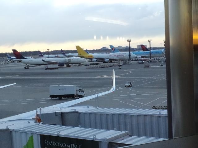 今日はあんまり面白い機体がいない